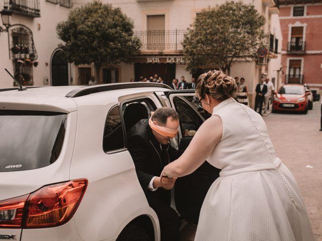 La boda de Noelia y Jose Miguel en Relleu, Alicante 2