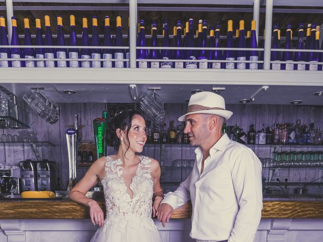 La boda de Zhivko y Xenia en La Manga Del Mar Menor, Murcia 3