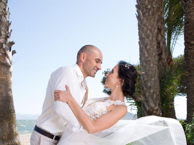La boda de Zhivko y Xenia en La Manga Del Mar Menor, Murcia 4