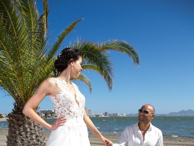 La boda de Zhivko y Xenia en La Manga Del Mar Menor, Murcia 5