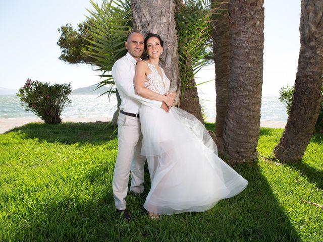 La boda de Zhivko y Xenia en La Manga Del Mar Menor, Murcia 2
