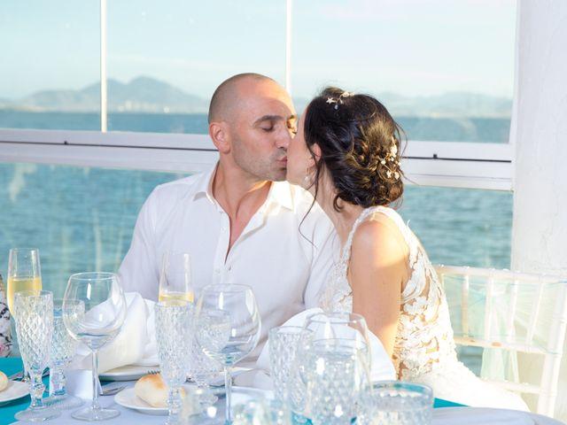 La boda de Zhivko y Xenia en La Manga Del Mar Menor, Murcia 7