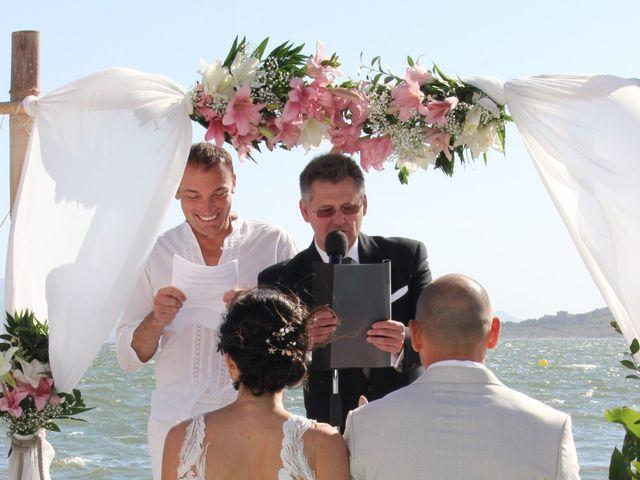 La boda de Zhivko y Xenia en La Manga Del Mar Menor, Murcia 9