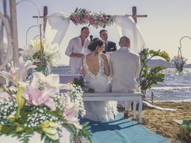 La boda de Zhivko y Xenia en La Manga Del Mar Menor, Murcia 12