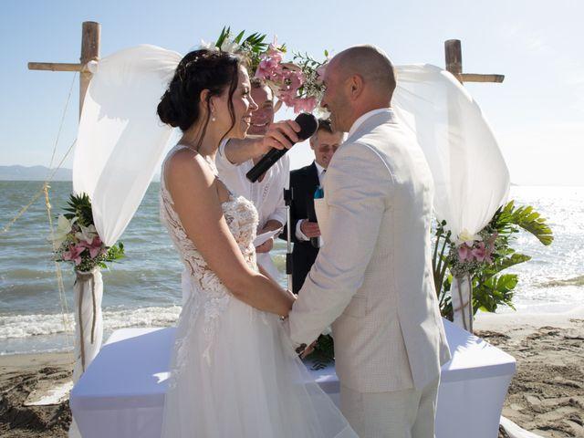 La boda de Zhivko y Xenia en La Manga Del Mar Menor, Murcia 14
