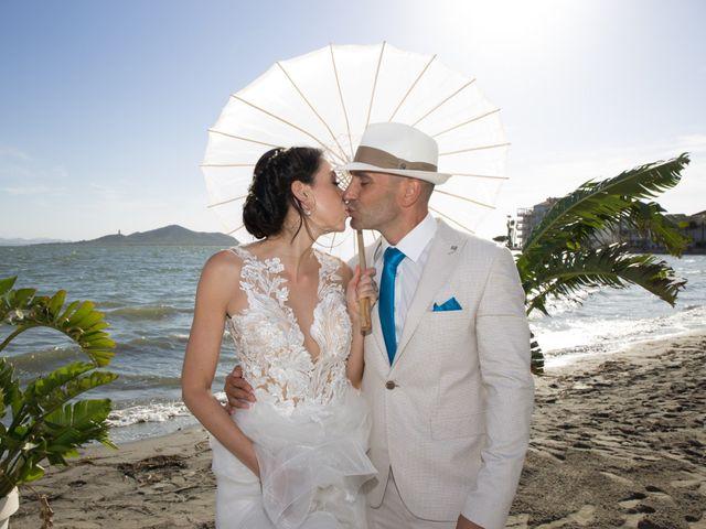 La boda de Zhivko y Xenia en La Manga Del Mar Menor, Murcia 18