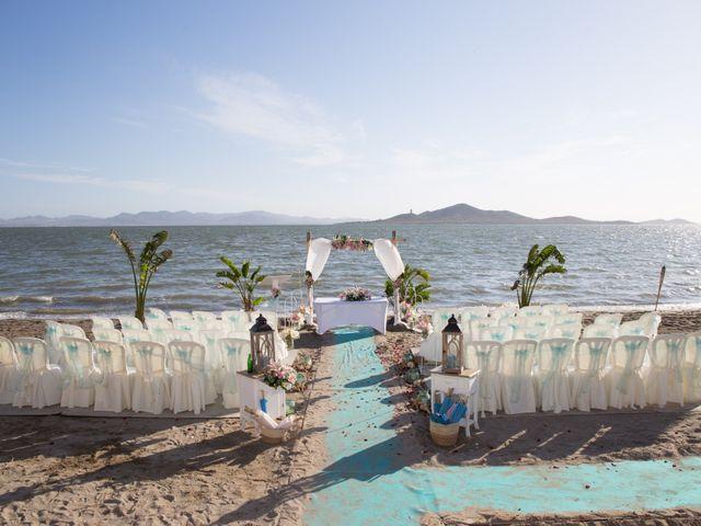 La boda de Zhivko y Xenia en La Manga Del Mar Menor, Murcia 21