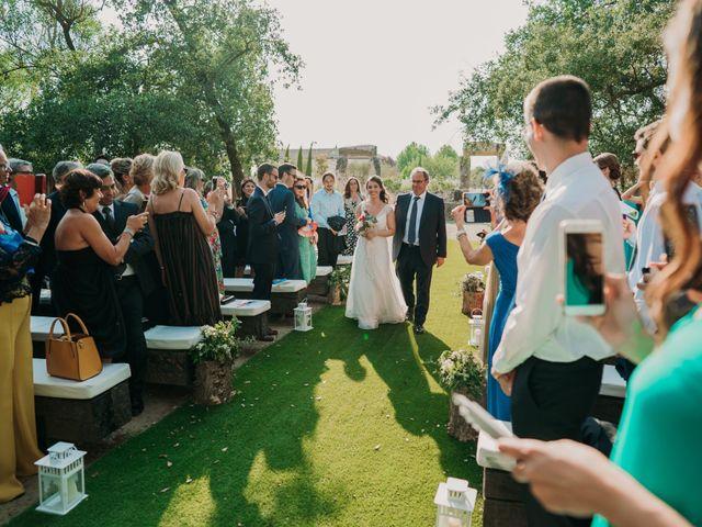 La boda de Nacho y Caro en Torremocha Del Jarama, Madrid 13