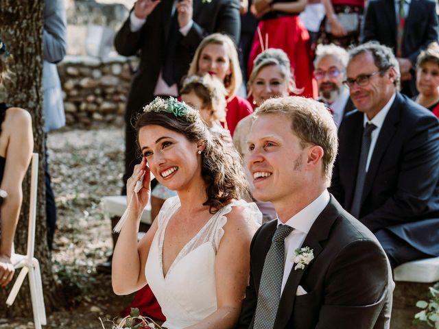La boda de Nacho y Caro en Torremocha Del Jarama, Madrid 17