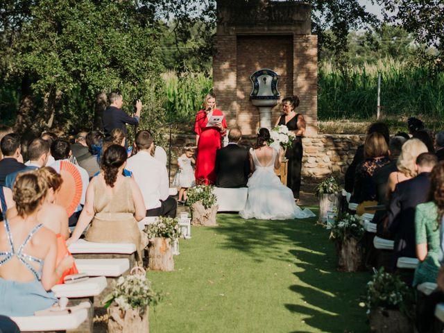 La boda de Nacho y Caro en Torremocha Del Jarama, Madrid 18