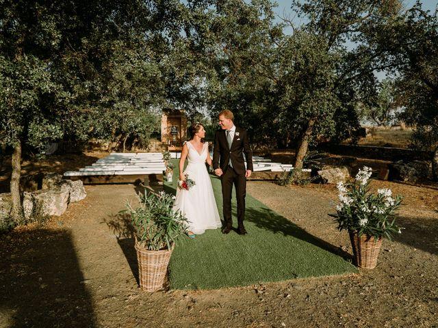 La boda de Nacho y Caro en Torremocha Del Jarama, Madrid 21