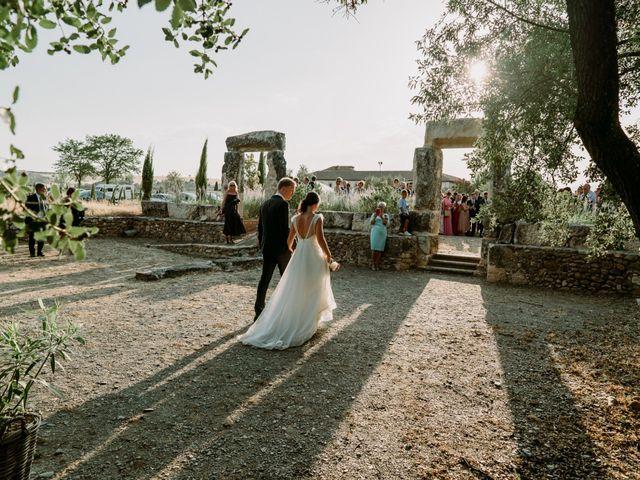 La boda de Nacho y Caro en Torremocha Del Jarama, Madrid 22