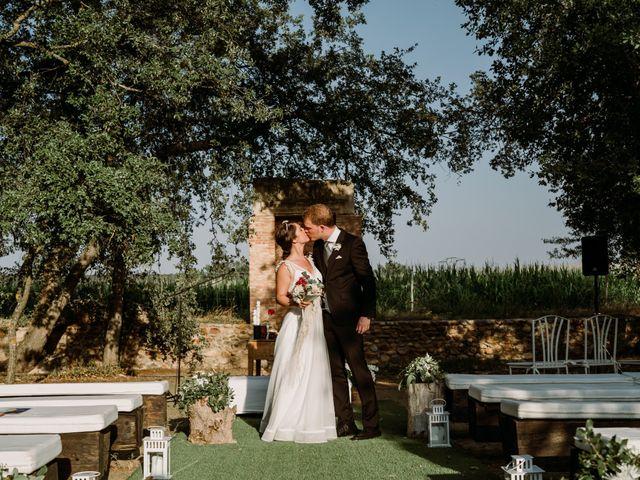 La boda de Nacho y Caro en Torremocha Del Jarama, Madrid 23