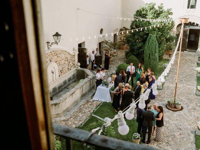 La boda de Nacho y Caro en Torremocha Del Jarama, Madrid 30