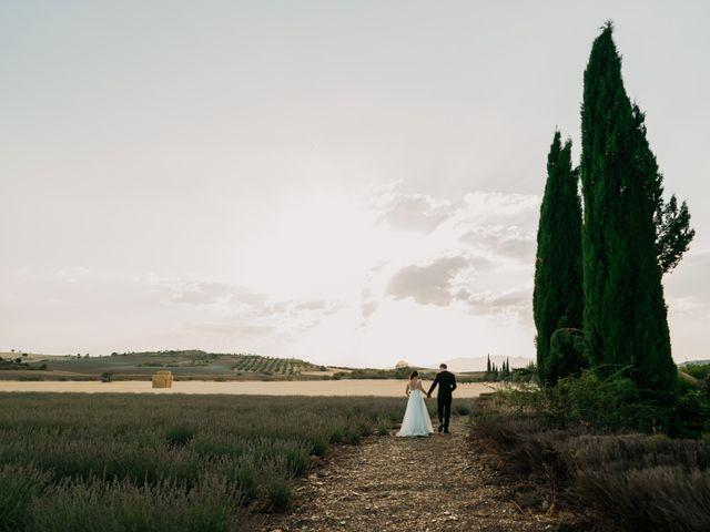 La boda de Nacho y Caro en Torremocha Del Jarama, Madrid 42
