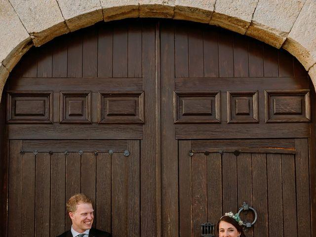 La boda de Nacho y Caro en Torremocha Del Jarama, Madrid 47