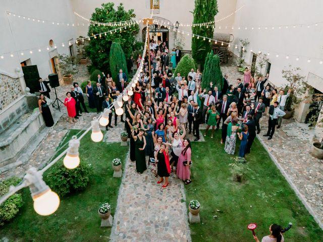 La boda de Nacho y Caro en Torremocha Del Jarama, Madrid 51