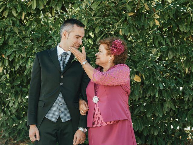 La boda de Octavio y María en Castrelo Do Val (Capital), Orense 14