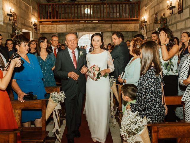 La boda de Octavio y María en Castrelo Do Val (Capital), Orense 19