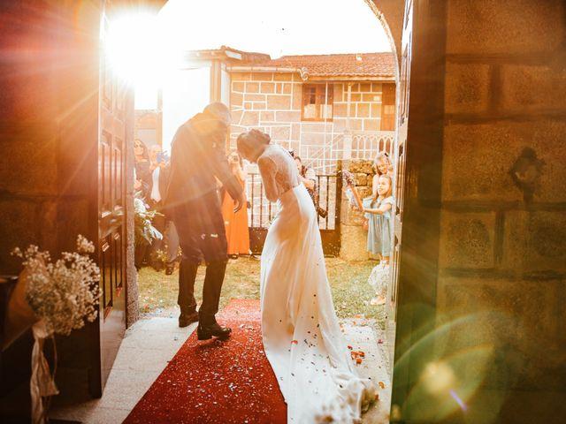 La boda de Octavio y María en Castrelo Do Val (Capital), Orense 20