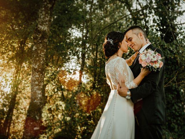La boda de Octavio y María en Castrelo Do Val (Capital), Orense 22