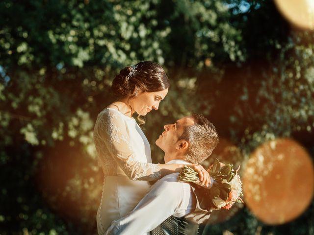 La boda de Octavio y María en Castrelo Do Val (Capital), Orense 23