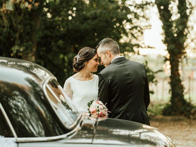 La boda de Octavio y María en Castrelo Do Val (Capital), Orense 25