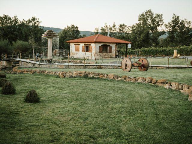 La boda de Octavio y María en Castrelo Do Val (Capital), Orense 27