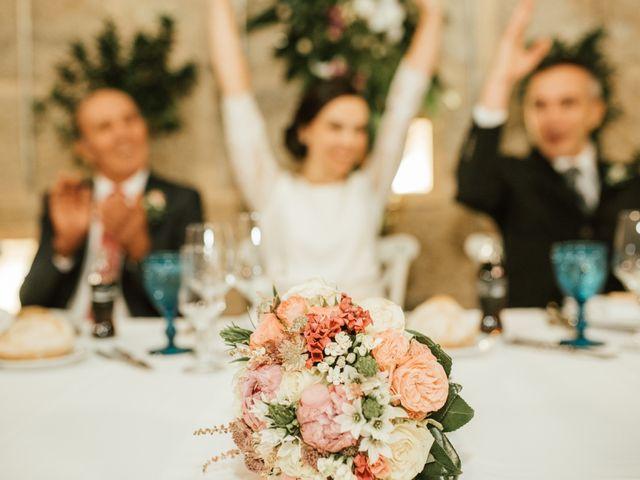 La boda de Octavio y María en Castrelo Do Val (Capital), Orense 31