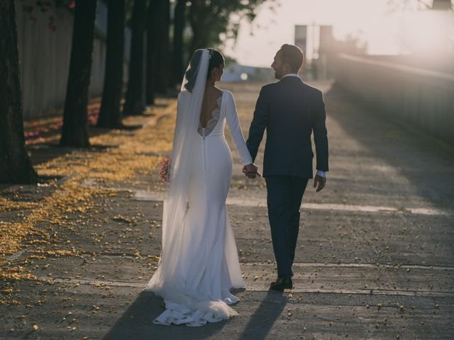 La boda de Cristóbal y Bianca