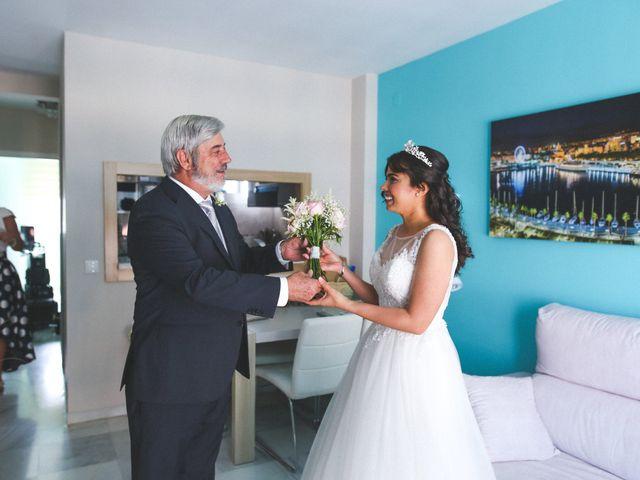 La boda de Ricardo y Carla en Málaga, Málaga 18