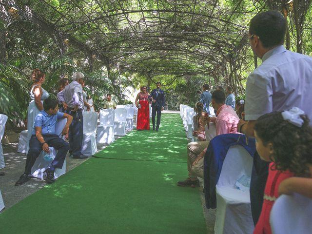La boda de Ricardo y Carla en Málaga, Málaga 26