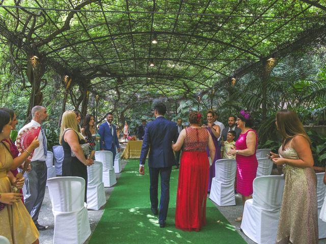 La boda de Ricardo y Carla en Málaga, Málaga 27