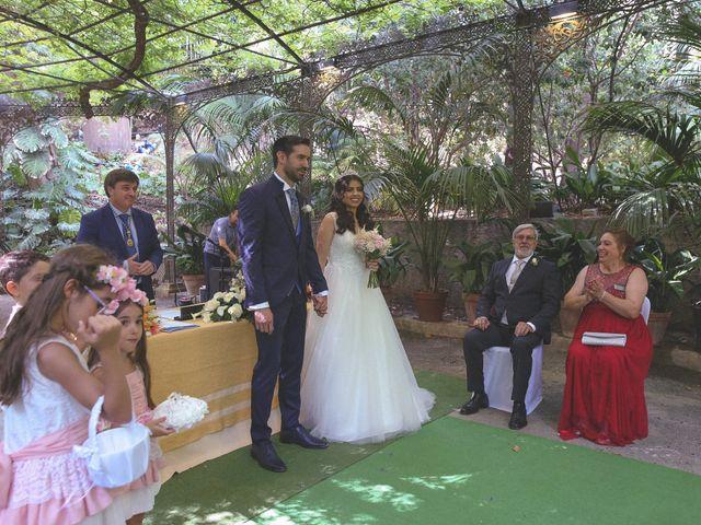 La boda de Ricardo y Carla en Málaga, Málaga 34