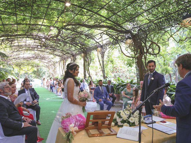 La boda de Ricardo y Carla en Málaga, Málaga 35