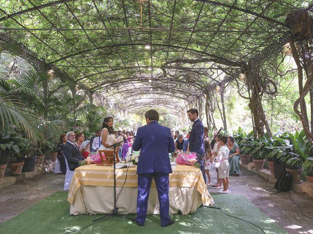 La boda de Ricardo y Carla en Málaga, Málaga 36