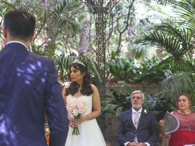 La boda de Ricardo y Carla en Málaga, Málaga 38