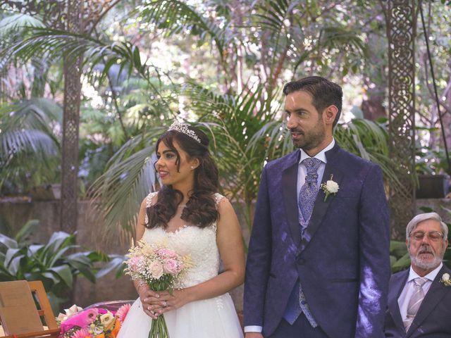 La boda de Ricardo y Carla en Málaga, Málaga 39