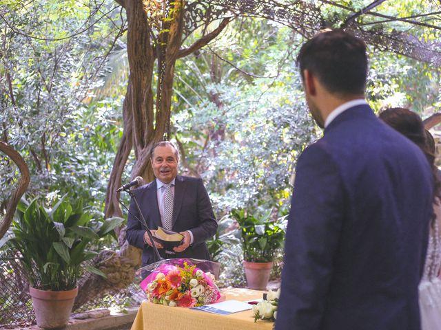 La boda de Ricardo y Carla en Málaga, Málaga 40