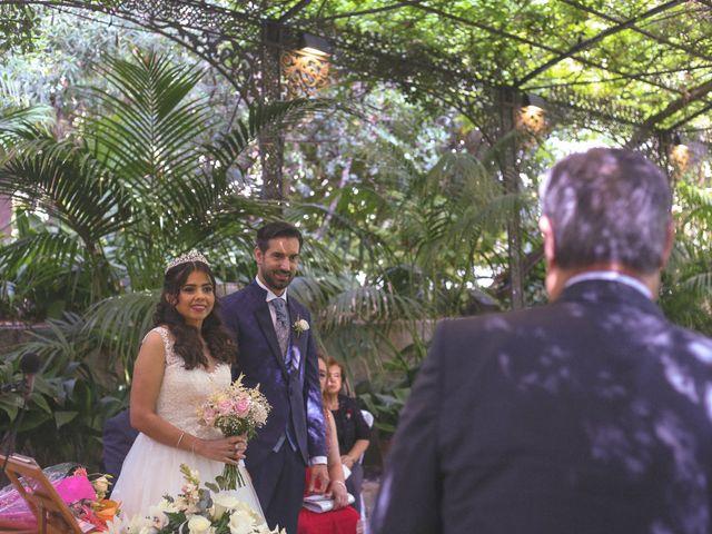 La boda de Ricardo y Carla en Málaga, Málaga 41