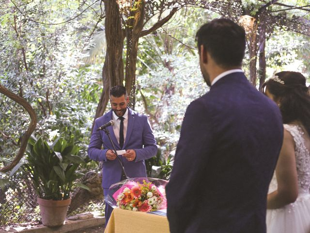 La boda de Ricardo y Carla en Málaga, Málaga 43