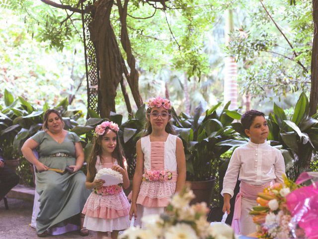 La boda de Ricardo y Carla en Málaga, Málaga 45