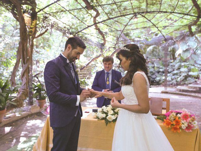 La boda de Ricardo y Carla en Málaga, Málaga 46