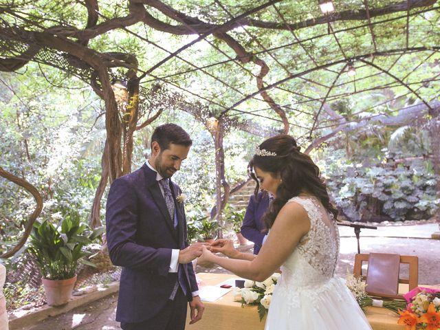 La boda de Ricardo y Carla en Málaga, Málaga 47