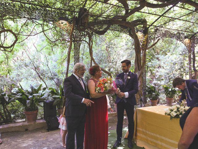 La boda de Ricardo y Carla en Málaga, Málaga 48