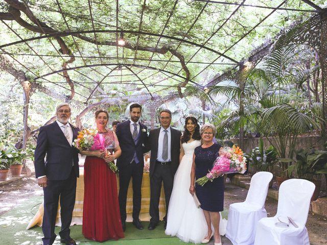 La boda de Ricardo y Carla en Málaga, Málaga 51