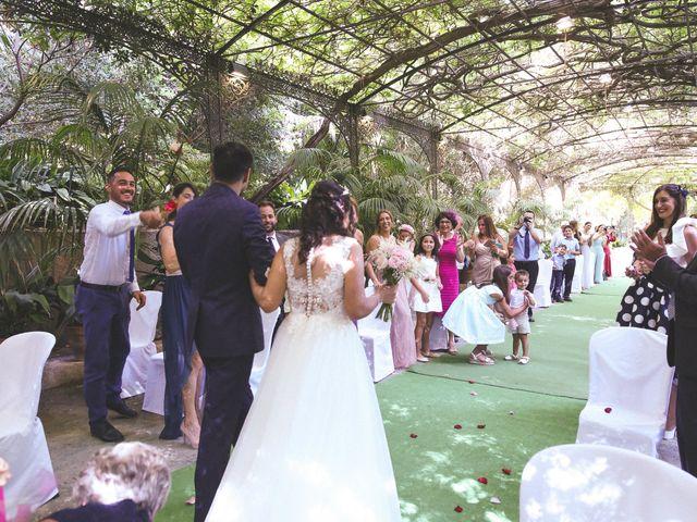 La boda de Ricardo y Carla en Málaga, Málaga 52
