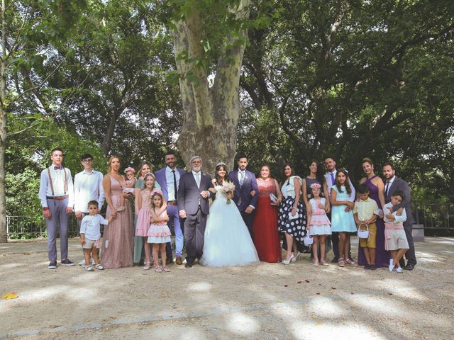 La boda de Ricardo y Carla en Málaga, Málaga 54