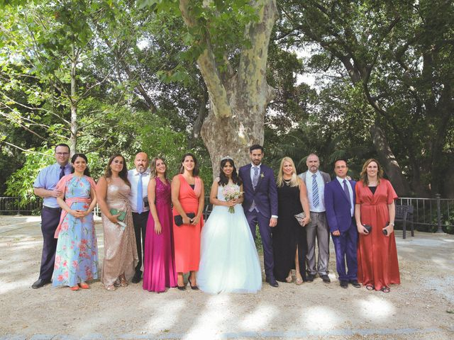 La boda de Ricardo y Carla en Málaga, Málaga 55