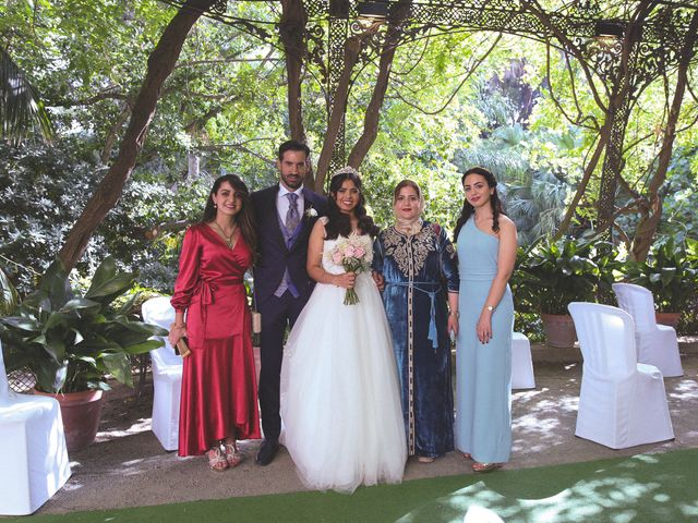 La boda de Ricardo y Carla en Málaga, Málaga 56